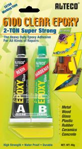 F6100 Clear Epoxy 40g